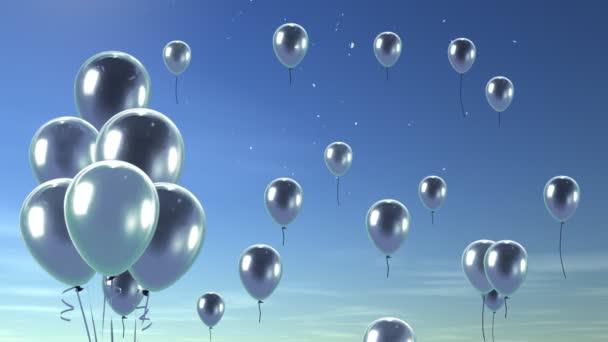 balón do modré oblohy