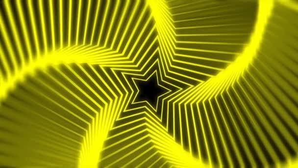 Fantasy Star sugárzás sárga folt