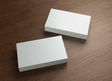 Business cards design presentation 1