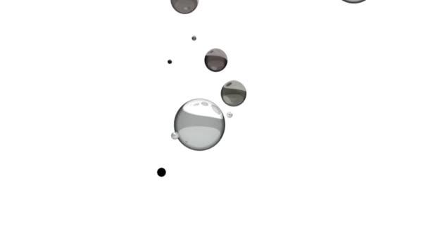 Liquid ball with alpha