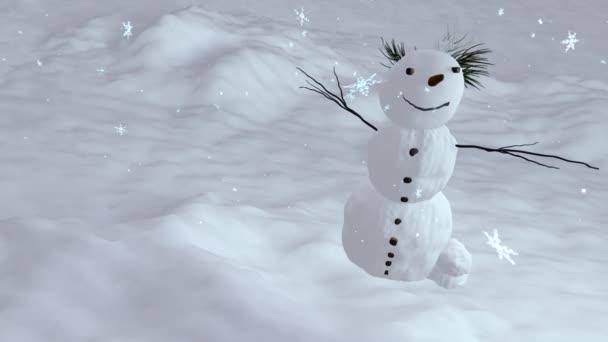 sněhulák vrcholový úhel