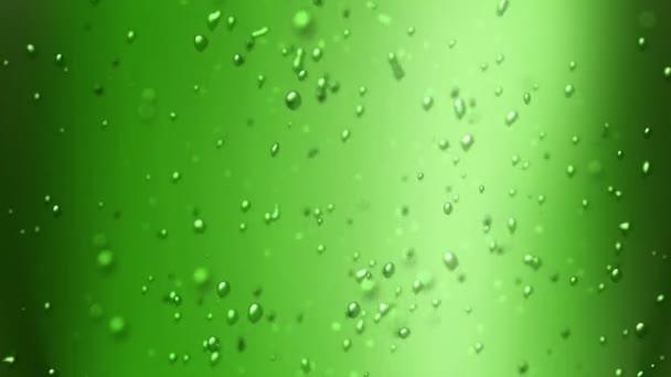 zöld almalé