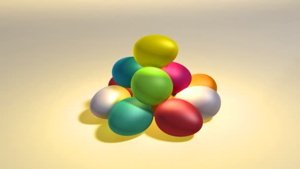 húsvéti tojás háttér