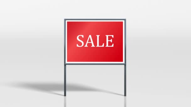 Shop signage stand discount HD