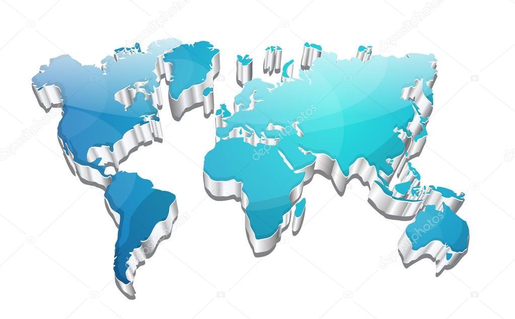 скачать карта 3d карта мира - фото 7