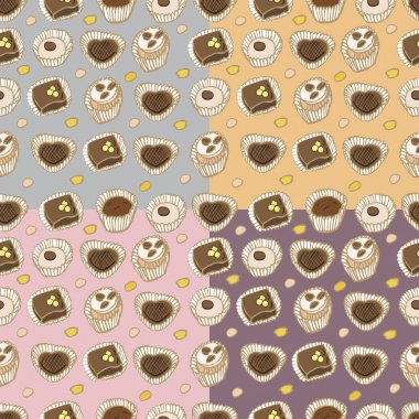 sweet set of patterns