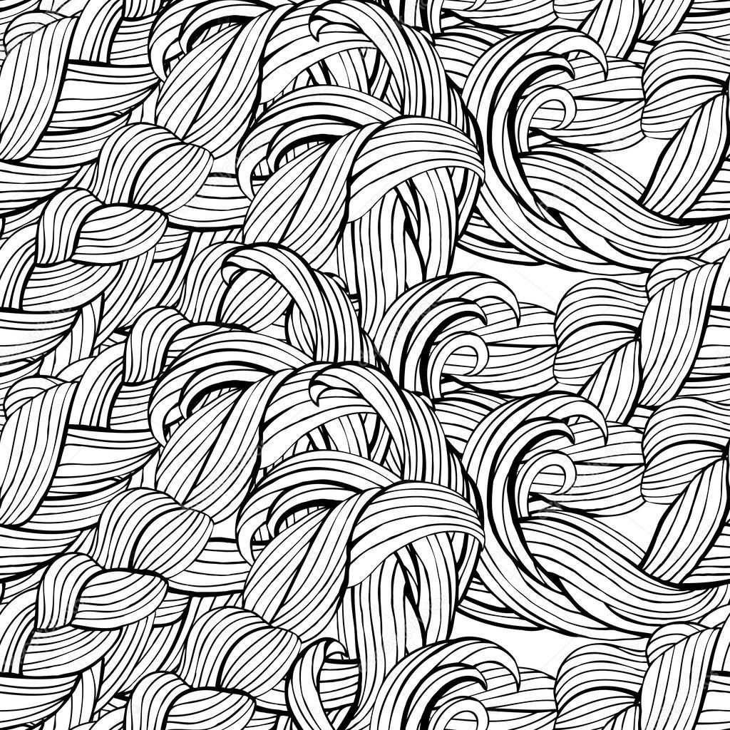 grafische muster mit zpfen stockvektor - Grafische Muster