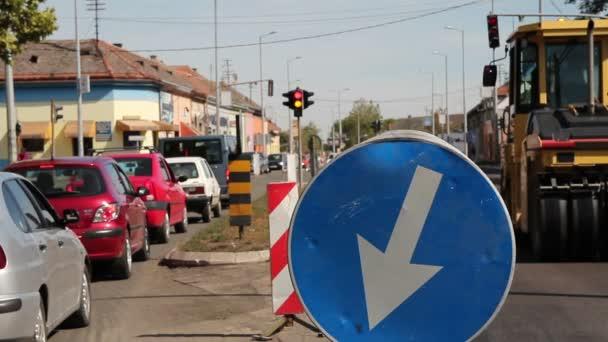 City Road, építés alatt