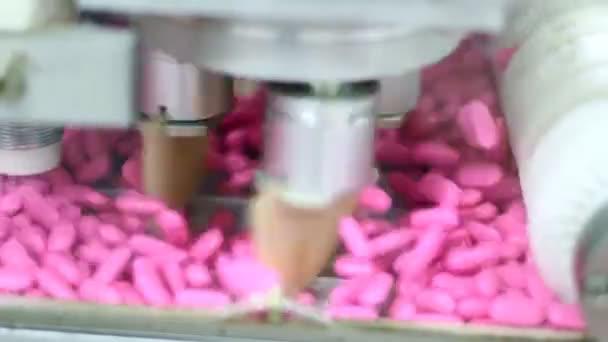 Výrobní linka pro tablety