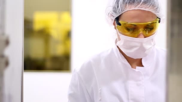 Pharmaceutical Technician At Work - Montage