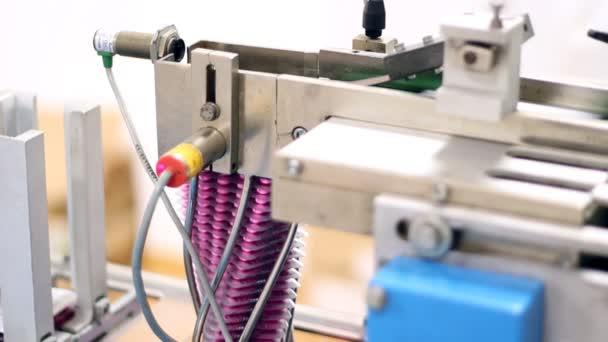 Blister Packaging Machine - Pharmaceutical Plant