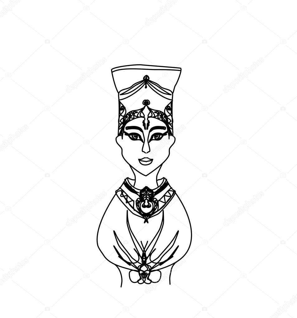 Güzel Kleopatra - Mısır Kraliçesi
