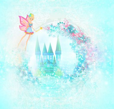Magic Fairy Tale Princess Castle