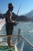 rybářský výlet