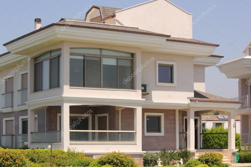 Modern Turkish Architecture U2014 Stock Photo #51351061