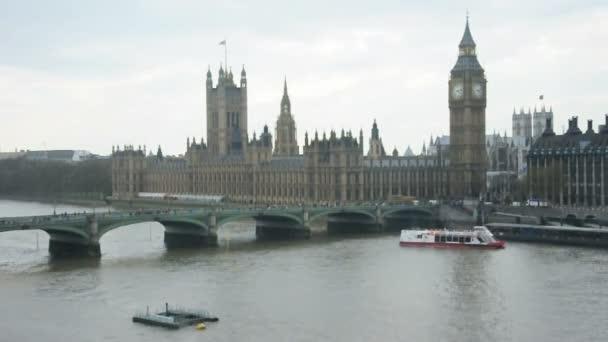 Parliament Across the River