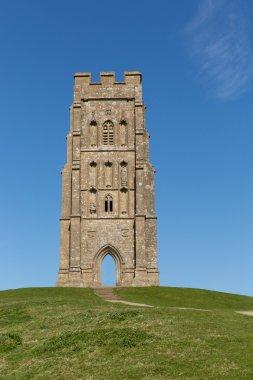 Glastonbury Tor Somerset England