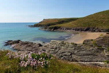 Cornish North Coast Cornwall near Polzeath