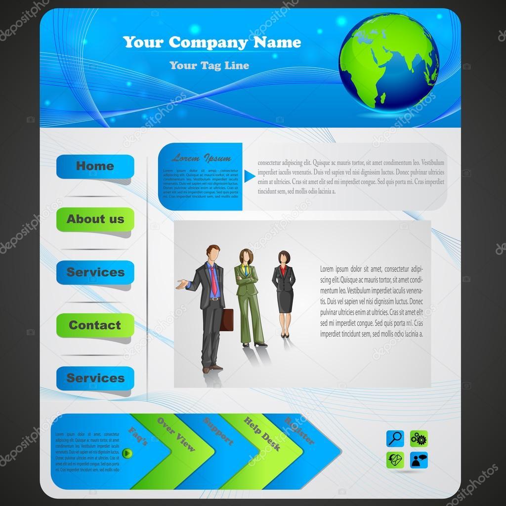 Business Web Designing