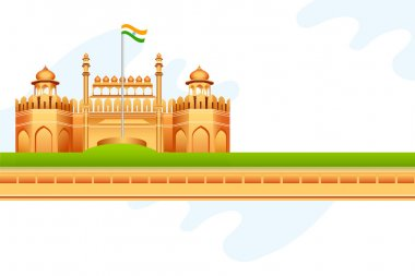 Red Fort in India