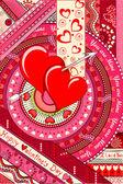 Láska pozadí