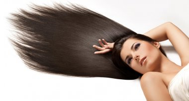 Long Hair. High quality image.
