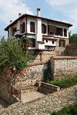 Tradiční dům od zlatograd, Bulharsko