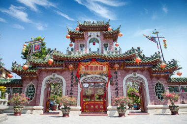 Cantonese assembly hall Hoi An
