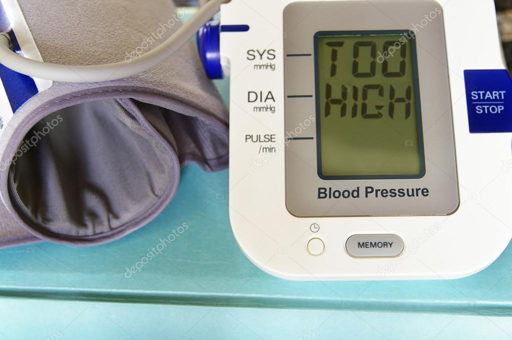 does paxil increase blood pressure
