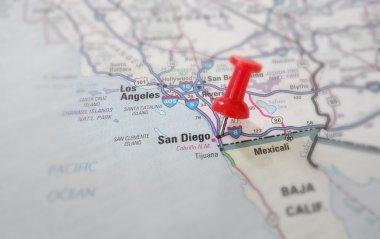 California map