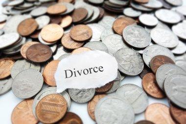divorce coins