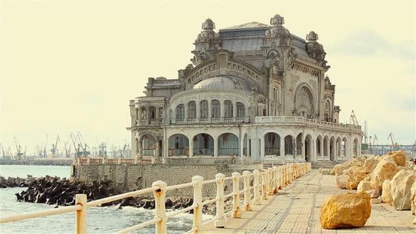 Old casino in Constanta, Romania