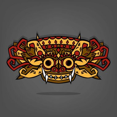 Barong Balinese traditional art