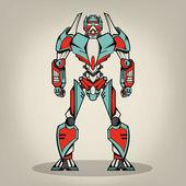 Szuper háború robot