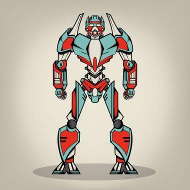 Super War Robot