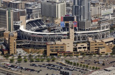 Petco Park in San Diego, California.