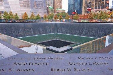 World Trade Center Memorial Fountains