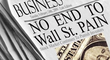 No End To Wall St. Pain