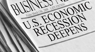 U.S. Economic Recession Deepens