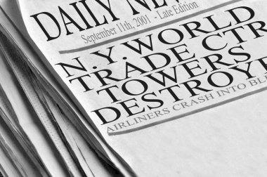 World Trade Center Destroyed