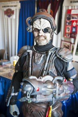 Comicon Star Trek Borg