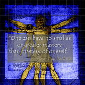 Photo Vitruvian Man
