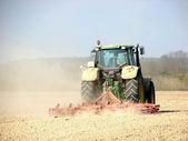 Fotografia trattore agricolo