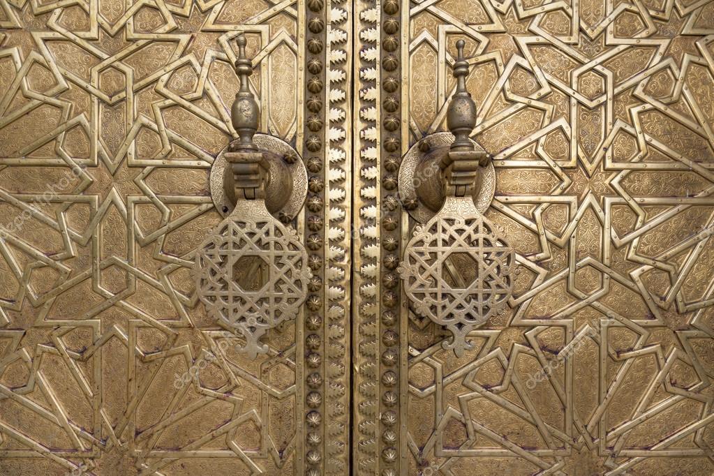 D Tail De La Porte Orientale Au Maroc L 39 Afrique Du Nord