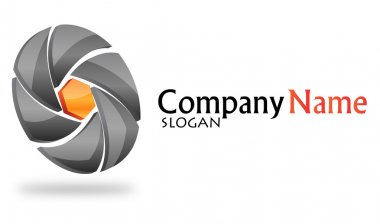 Photography company logo