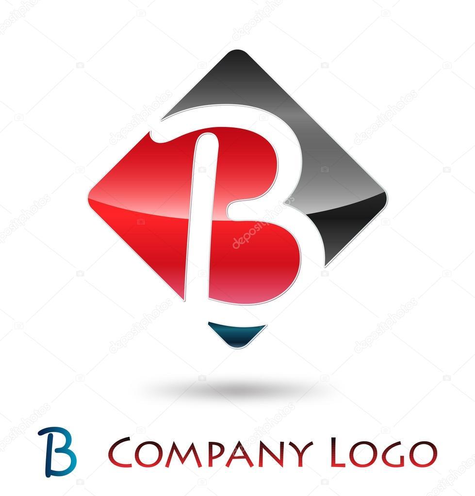 Logo initial letter B # Vector — Stock Vector © maxmitzu ...