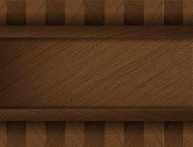 Wood Floor Background Concept