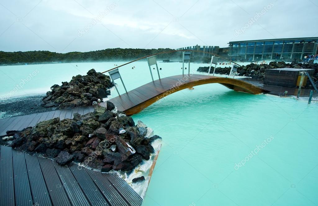The Blue Lagoon resort