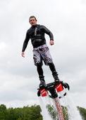 flyboard demonstrace
