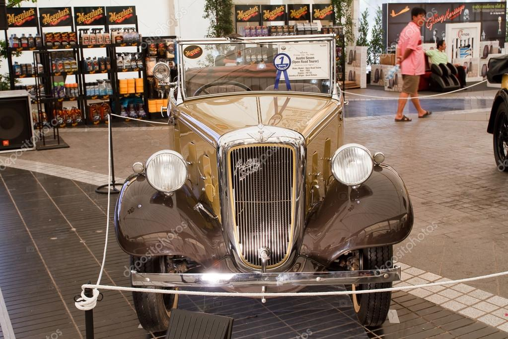 Austin Seven 1935 Year, Vintage cars – Stock Editorial Photo ...